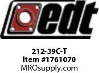 EDT 212-39C-T NCS BALL INSERT 650^GRAPHT SOLID LUBE