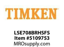 TIMKEN LSE708BRHSFS Split CRB Housed Unit Assembly
