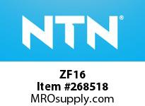 NTN ZF16 BRG PARTS(PLUMMER BLOCKS)