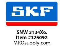 SKF-Bearing SNW 3134X6.