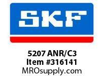SKF-Bearing 5207 ANR/C3