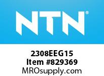 NTN 2308EEG15 Self-Aligning Ball Bearing