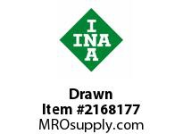 INA Drawn cup needle bearing