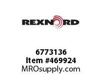 REXNORD 6773136 G4DBZA50 50.DBZA.CPLG CB SD