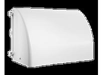 RAB WP2FCH100QTW/PC2 WALLPACK 100W MH QT HPF CUTOFF LAMP + 277V PC WHITE