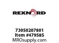 REXNORD 137593 73050207801 50 HCB 2.4365 BORE INTFT