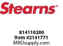 STEARNS 814110200 SPACERBRG-2.37 ID X 1.5 8037165