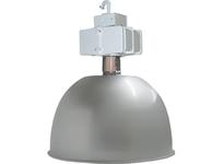 RAB BHH400A22PSQ HI BAY 400W MH PSQT 22 NAT AL REFLECTOR + OPEN PS LAMP