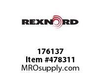 REXNORD 176137 789342 WRAPFLEX 10R PM HSB 1.375