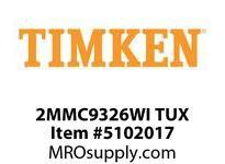 TIMKEN 2MMC9326WI TUX Ball P4S Super Precision