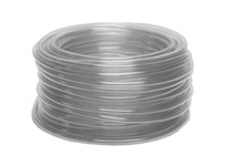"DIXON CL0608 3/8"" CLEAR PVC TUBING 100"