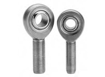 FKB PMXL6T 3-PIECE PERFORMANCE RACING-STAINLESS RACE-WEAR RESISTANT MALE ROD END LEFT-HAND TEFLON LINED
