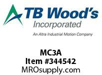 TBWOODS MC3A MC-3A MOTOR BASE
