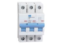 WEG UMBW-1B3-4 MCB 1077 480VAC B 3P 4A Miniature CB