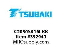 US Tsubaki C2050SK16LRB C2050 RIV 6L/SK-1