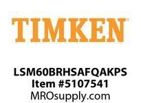TIMKEN LSM60BRHSAFQAKPS Split CRB Housed Unit Assembly