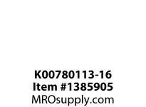 KRY K00780113-16 Industrial Quick Dry ALK Enamel Gloss Black Krylon 1gal. (4)