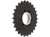 80SF25 Roller Chain Sprocket QD Bushed