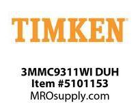 TIMKEN 3MMC9311WI DUH Ball P4S Super Precision