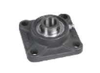 HubCity 1002-08186 FB350DRWX2-3/16 DURALINE Flange Block Bearing