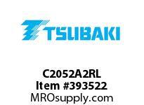 US Tsubaki C2052A2RL C2052 A-2 ROLLER LINK