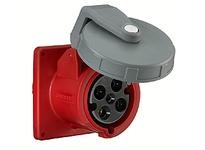 HBL-WDK HBL463R6W PS IEC RECP 3P4W 63A 380-415V W/T
